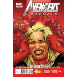 Avengers Assemble Issue 16