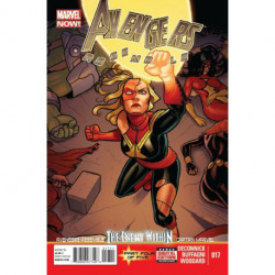 Avengers Assemble Issue 17