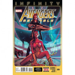 Avengers Assemble Issue 19