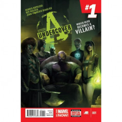 Avengers Undercover  Issue 01