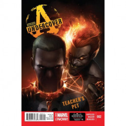 Avengers Undercover  Issue 02