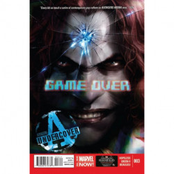 Avengers Undercover  Issue 03