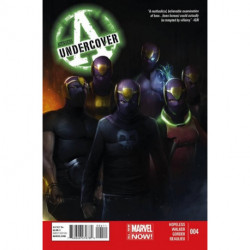 Avengers Undercover  Issue 04