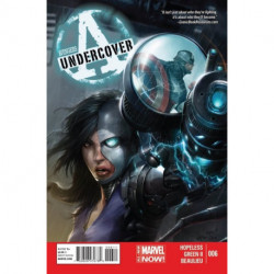 Avengers Undercover  Issue 06