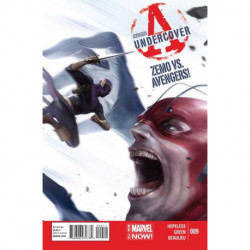 Avengers Undercover  Issue 09