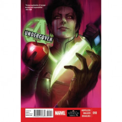 Avengers Undercover  Issue 10