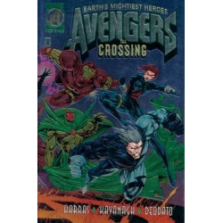 Avengers: Crossing One-Shot Issue 1