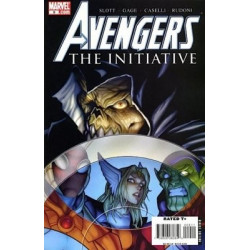 Avengers: Initiative  Issue 09