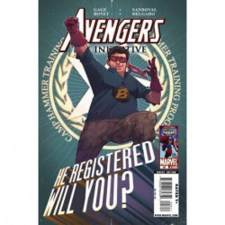 Avengers: Initiative  Issue 28