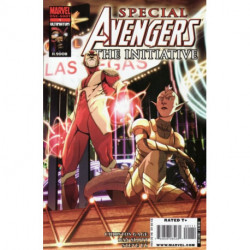 Avengers: Initiative  Special 1