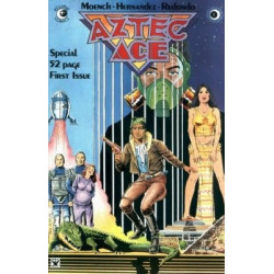 Aztec Ace  Issue 1