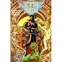Aztec Ace  Issue 2