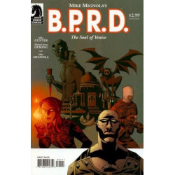 B.P.R.D.: The Soul of Venice  Issue 1