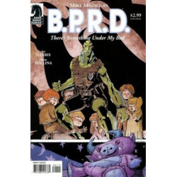 B.P.R.D.: There's Something Under My Bed One-Shot Issue 1