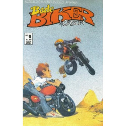 Bade Biker and Orson  Issue 1