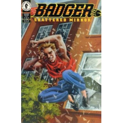 Badger: Shattered Mirror Mini Issue 2
