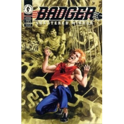 Badger: Shattered Mirror Mini Issue 3