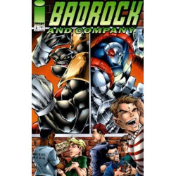 Badrock and Company  Issue 2