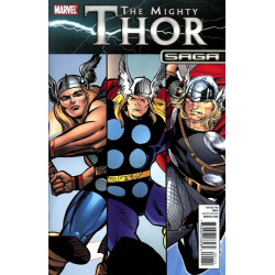 The Mighty Thor Saga One-Shot Issue 1