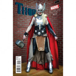 The Mighty Thor Vol. 2 Issue 1d Cosplay Variant