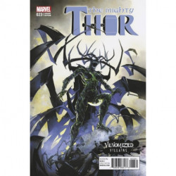 The Mighty Thor Vol. 2 Issue 23c Variant