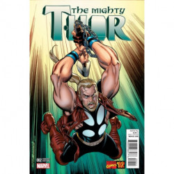 The Mighty Thor Vol. 2 Issue 2d Variant