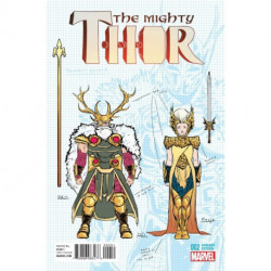 The Mighty Thor Vol. 2 Issue 2e Variant