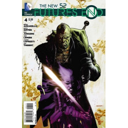 The New 52: Futures End  Issue 04