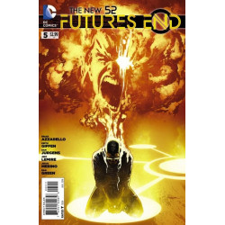 The New 52: Futures End  Issue 05