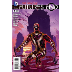 The New 52: Futures End  Issue 08