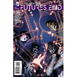 The New 52: Futures End  Issue 10