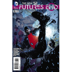 The New 52: Futures End  Issue 13