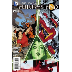 The New 52: Futures End  Issue 14