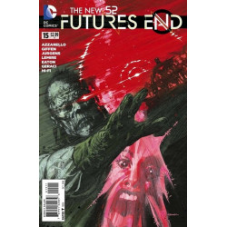 The New 52: Futures End  Issue 15
