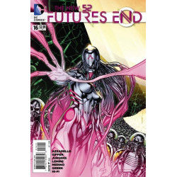 The New 52: Futures End  Issue 16