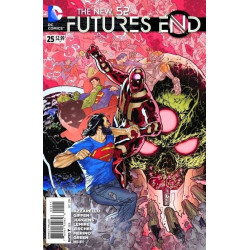 The New 52: Futures End  Issue 25