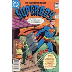 The New Adventures of Superboy  Issue 06
