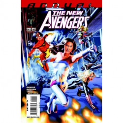 The New Avengers Vol. 1 Annual 3