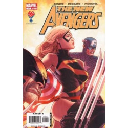The New Avengers Vol. 1 Issue 17