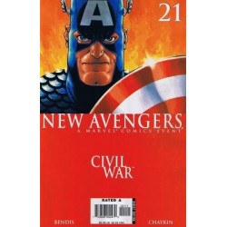 The New Avengers Vol. 1 Issue 21