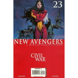 The New Avengers Vol. 1 Issue 23