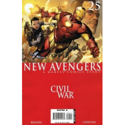 The New Avengers Vol. 1 Issue 25