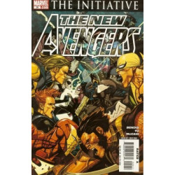 The New Avengers Vol. 1 Issue 29