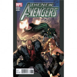 The New Avengers Vol. 2 Issue 08