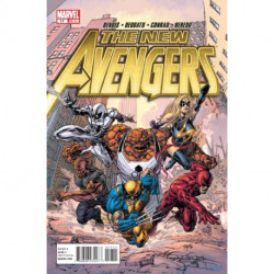 The New Avengers Vol. 2 Issue 17