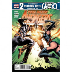 The New Avengers Vol. 2 Issue 22