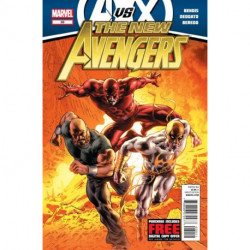 The New Avengers Vol. 2 Issue 30