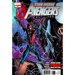 The New Avengers Vol. 2 Issue 32