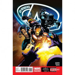 The New Avengers Vol. 3 Issue 17