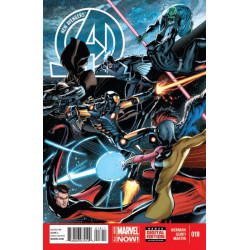The New Avengers Vol. 3 Issue 18